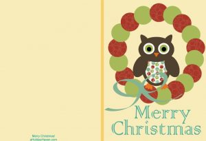 Christmas Cards Online Free Printable