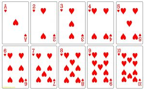 Printable Elf Playing Cards Images