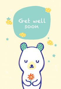 Free Printable Get Well Card