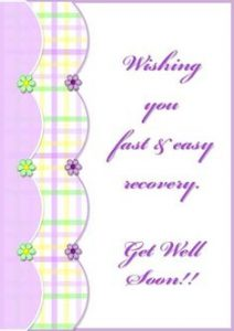 Get Well Cards to Printable