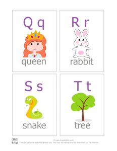 Abc Flash Cards Free