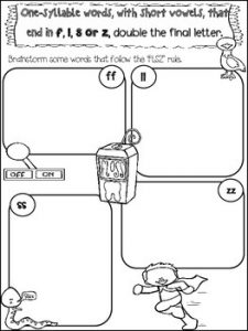 Ss Zz Spelling and Phonics Worksheets