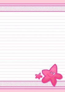 Beautiful Letter Writing Paper