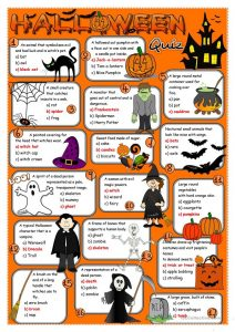 Halloween Trivia Questions and Answers for Adults