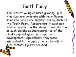 Tooth Fairy Letter for Non Believers Older Child