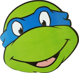 Free Printable Ninja Turtle Mask Template