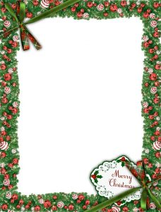 Merry Christmas Border Images