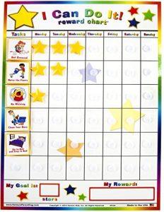 Sticker Chart For Kids