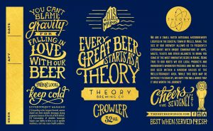 Beer Can Label Template