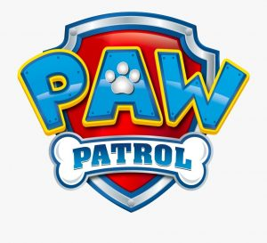 Paw Patrol Badge Template