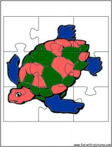 Free Printable Jigsaw Puzzles for Kids