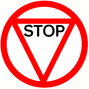 Free Printable Picture of a Stop Sign