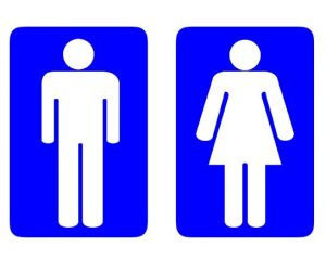 Free Printable Signs for Restrooms