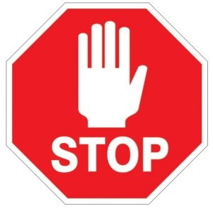 Free Printable Stop Sign Images