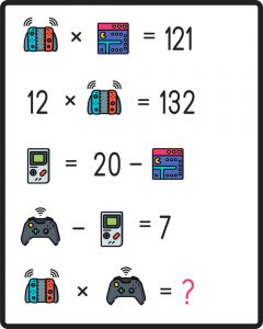 Math Picture Puzzles for Adults