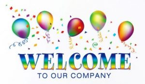 Printable Welcome Sign for New Employee