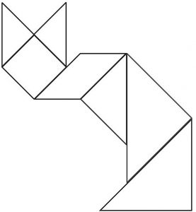 Tangram Puzzles Worksheets Printable
