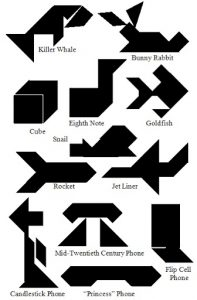 Tangram Shapes