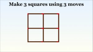 Toothpick Puzzles Worksheets